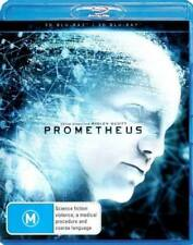 PROMETHEUS 3D BLU RAY - NEW & SEALED, 3D & 2D DISCS, ALIEN PREQUEL,RIDLEY SCOTT