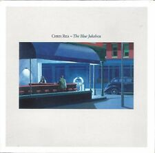 Chris Rea ‎– The Blue Jukebox     cd  in cardboard pullout