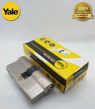 Yale 62mm Door Cylinder Lock + Bonus