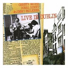 Christy Moore, Donal Lunny & Jimmy Faulkner - Live in Dublin (Irish Traditional)