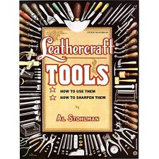 Tools Book by Al Stohlman New 61960-00 Tandy Leather