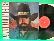 David Allan Coe Rough Rider 1982 Record Outlaw Country NM- Columbia FC 37736