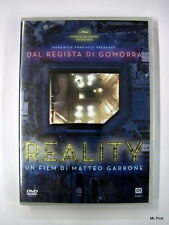 Reality DVD Video 01 distribution Matteo garrone Gomorrah Movie NEW NEW