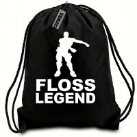 Gaming Bag Camouflage Floss Legend drawstring bag water resistant Swim bag