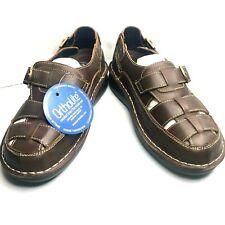 Propet Villager Fisherman Sandal Color BROWN Size 8.5 3E