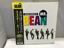 MR. BEAN Complete BOX 4LD JAPAN Laser Disc LD USED