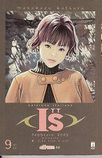 """I""""S di Masakazu Katsura n°  9 - Ed. Star Comics - SCONTO 15%"""