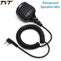TYT Waterproof Speaker Microphone for TYT BaoFeng WOUXUN Kenwood Two Way Radio