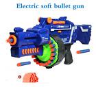 Toy Gun Electrical Soft Bullet Air Orbits Pistol Sniper Rifle Children Gift