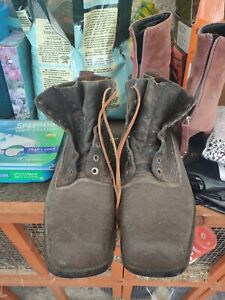 Swedish army boots size 43