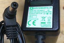 Jentec CF1805-C 5V DC 3A 3000mA Power Supply mains adaptor PSU ITE