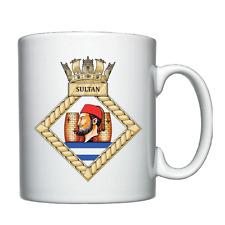 HMS Sultan  -  Royal Navy - Personalised Mug