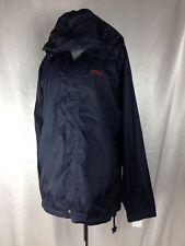 Regatta Rubbery Lining Shiny Noisy Rustling Blue Raincoat 50 Chest XL