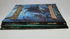 Lot of 4 Pathfinder Campaign Settings