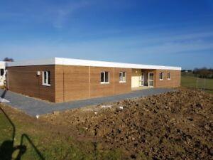 80ft x 30ft Modular classroom, Prefab building, Modular building