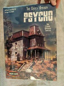 Lot 783 - Psycho House Bates Mansion - MIB - Polar Lights