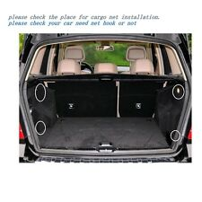 For GMC Acadia Buick Enclave Chevy Traverse 09-16 Envelope Black Trunk Cargo Net