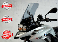 TOURING SCREEN WINDSHIELD WINDSCREEN BMW F 700 GS 2013-2017 4 COLORS givi puig