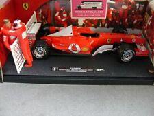 1/18 Hot Wheels Ferrari Constructors WC 2003 M.Schumacher SONDERPREIS 62,95 €