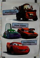 DS7130 - Gerollt/FENSTERBILDERBOGEN Disney's CARS #2