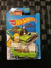 HOTWHEELS - Movie TV Diecast Car - THE SIMPSONS - The Homer - HW CITY