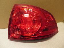 NISSAN SENTRA SE-R 04-06 2004-2006 TAIL LIGHT PASSENGER RH RIGHT OEM