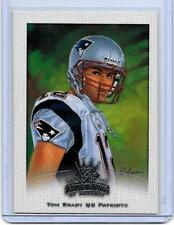 2002 Gridiron Kings Tom Brady New England Patriots