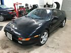 1990 TOYOTA MR2 TURBO BLACK SPARES REPAIR PROJECT