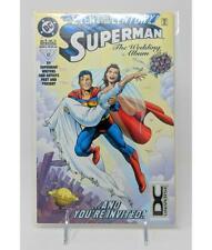 New ListingSuperman: The Wedding Album #1 (December 1996) Dc Comics, Picture Cover