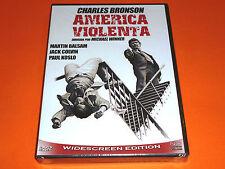 AMERICA VIOLENTA / THE STONE KILLER Charles Bronson - English Español Precintada