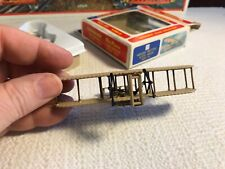 🚅 Off Ho Layout - Bachmann Mini Plane #37 *Wright Brothers* Nice � Q862