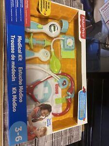 Fisher-Price Kids Toy Plastic Role Play Kit Set Pretend Set NEW