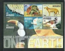 MICRONESIA. Año: 2001. Tema: PROTECCION DE LA FAUNA