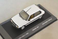 ODEON 007 - Citroen Visa II 1982 blanc  1/43