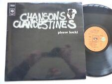 LP PIERRE LOUKI  chansons clandestines  S 64326     RRT
