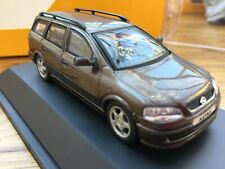 OPEL COLLECTION  Vauxhall ASTRA F / G Cabriolet G COUPE G ESTATE model cars 1:43