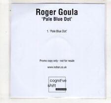 (HM100) Roger Goula, Pale Blue Dot - 2016 DJ CD