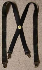 """Suspenders Children 1""""x30"""" FULLY Elastic Jungle Woodland Camouflage NEW Made USA"""