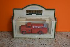 Lledo No 90000 - Diecast Model Of A Red GMC Tanker Truck - TEXACO