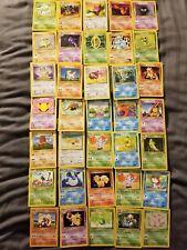 Original Pokemon Cards LOT No Duplicates or Energy Include All Gen 1 Sets