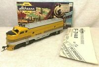 HO Scale Athearn Diesel Locomotive Train Rio Grande 42005 F7