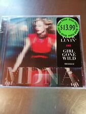 MADONNA cd MDNA (clean version) hits GIVE ME ALL UR LOVIN' GIRL GONE WILD NEW