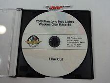 2008 Firestone Indy Lights Grand Prix Watkins Glen Full Race #2 DVD NO AUDIO