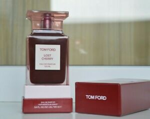 TOM FORD LOST CHERRY EAU DE PARFUM 3.4 FL.OZ | 100 Ml New In Box Sealed