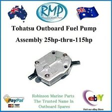 A Brand New Tohatsu RMP Fuel Pump Assembly 25hp-thru-115hp # R 3656-04000-1
