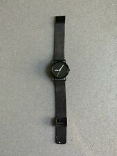 Normal Timepieces Extra Normal Watch with Stainless Steel Band