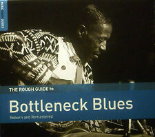CD BOTTLENECK BLUES - the rough guide to
