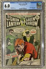 Green Lantern #85 - CGC 6.0 - Popular Anti-Drug Story