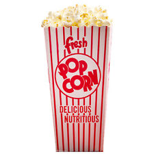 POPCORN BAG Big Hot Buttered Movie Theater CARDBOARD CUTOUT Standee Standup Prop
