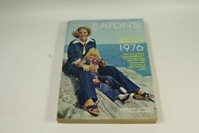 Vintage Eaton's Spring & Summer 1976 Catalogue